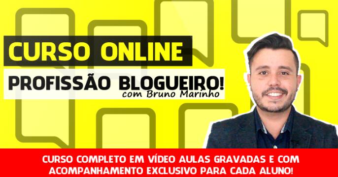 Jornada do Blogueiro com Bruno Marinho