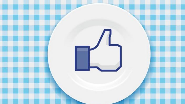 Páginas de restaurantes no Facebook agora podem exibir seus cardápios