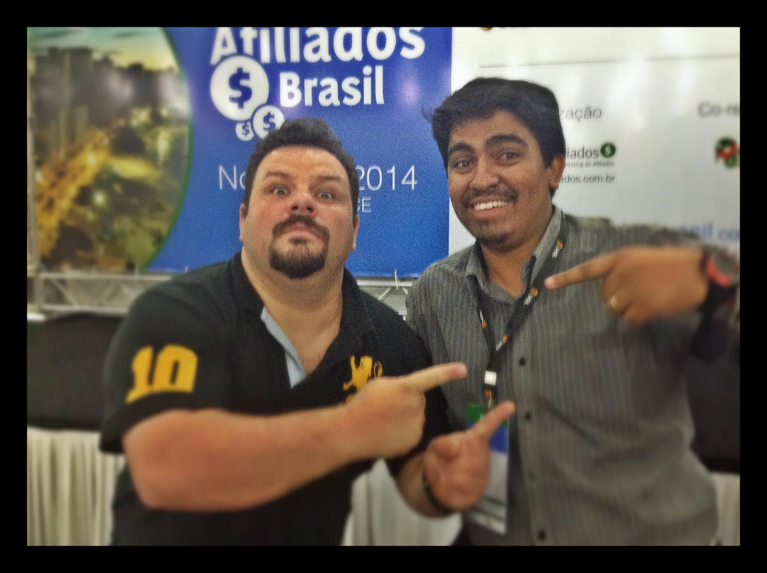 Afiliados Brasil 2014 #EuFui (Continuação)