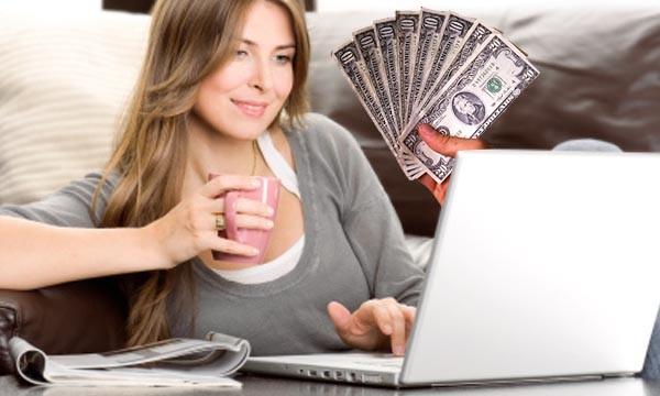 Como ganhar dinheiro sem sair de casa?