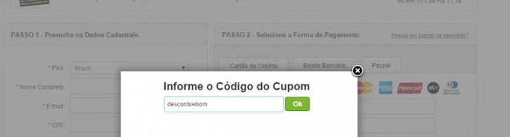 Cupom de Desconto Curso Crie Sites de Vídeos em Piloto Automático