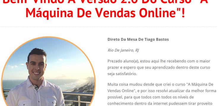 Maquina de Vendas Online 2.0 Funciona?
