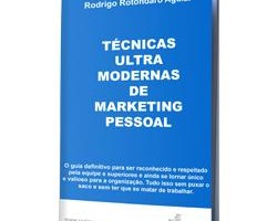 Ebook Técnicas Ultra Modernas de Marketing Pessoal