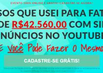 Como Fazer Vídeos Que Vendem Online com Tiago Bastos