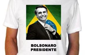 Revenda Camisetas Bolsonaro Presidente