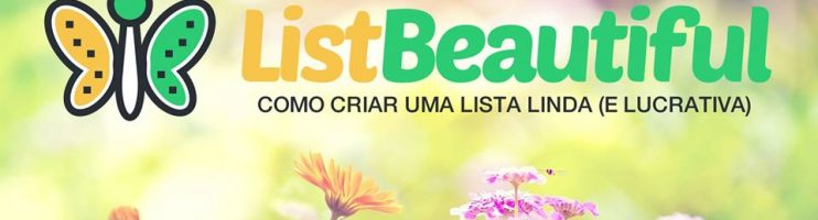 Treinamento List beautiful com Fernando Nogueira